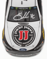 Kevin Harvick Signed 2018 NASCAR #4 Jimmy Johns Fusion Elite - 1:24 Premium Lionel Diecast Car (PA COA) at PristineAuction.com