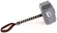 Stan Lee Signed Thor Hammer Movie Prop Replica (Radtke COA) at PristineAuction.com