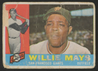 1960 Topps #200 Willie Mays