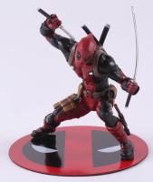 "Marvel Now! ""Deadpool"" ArtFX Kotobukiya Statue at PristineAuction.com"