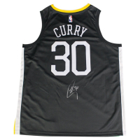 "Stephen Curry Signed Warriors ""The Town"" Nike Jersey (Steiner COA) at PristineAuction.com"