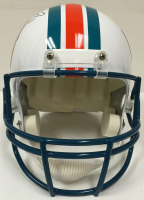 Dan Marino Signed Dolphins Full-Size Helmet (Fanatics Hologram) at PristineAuction.com