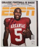 Darren McFadden Signed 2007 ESPN Magazine (JSA COA) at PristineAuction.com