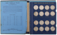 Complete Set of 1916-1940 Walking Liberty Half Dollars with (48) Coins