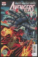 "Stan Lee Signed 2018 ""Avengers"" Issue #5 Marvel Comic Book (JSA COA & Lee Hologram)"