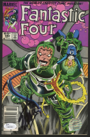 "Stan Lee Signed 1985 ""Fantastic Four"" Issue #283 Marvel Comic Book (JSA COA & Lee Hologram)"