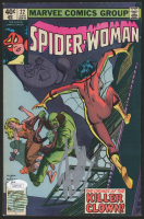 "Stan Lee Signed 1980 ""Spider-Women"" Issue #22 Marvel Comic Book (JSA COA & Lee Hologram)"