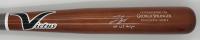"""George Springer Signed Game Model Victus Baseball Bat Inscribed """"17 WS MVP"""" (MLB)"""
