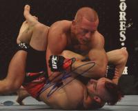 Georges St-Pierre Signed UFC 8x10 Photo (Schwartz COA)