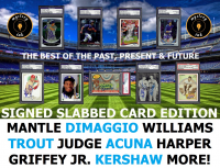 Mystery Ink Signed And Slabbed Card Edition! 1 Hall of Fame / Star Signed Card In Every Box! LOADED!
