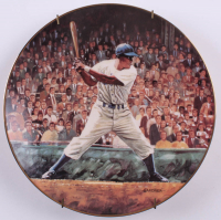 "Jackie Robinson ""Saved Pennant"" LE Porcelain Plate at PristineAuction.com"