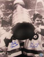 Bernie Parent & Bobby Clarke Signed Flyers 11x14 Photo (JSA COA) at PristineAuction.com