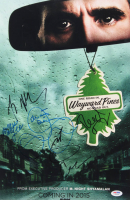 Wayward Pines 12x18 Movie Poster Signed by (7) with M. Night Shyamalan, Reed Diamond, Matt Dillon, Carla Gugino, Terrence Howard & Melissa Leo (PSA Hologram)