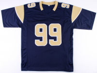 Aaron Donald Signed Rams Jersey (PSA COA) at PristineAuction.com