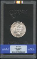 1883-CC $1 Morgan Silver Dollar (NGC MS 63+)