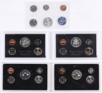 Lot of (5) United States Proof Sets with 1960, 1962, 1965, 1968, and 1969 at PristineAuction.com