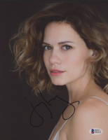 Bethany Joy Lenz Signed 8x10 Photo (Beckett COA)