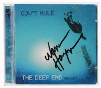 "Warren Haynes Signed Gov't Mule ""The Deep End: Volume 1"" CD Album (JSA COA)"