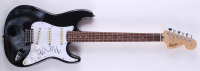 Mike McCready Signed Full-Size Custom Airbrushed Fender Electric Guitar (JSA Hologram) at PristineAuction.com
