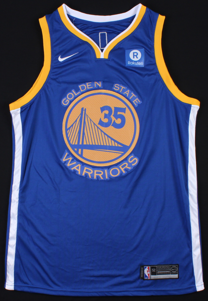 7fc060a41 Kevin Durant Signed Nike Warriors NBA Finals Jersey (JSA COA) at  PristineAuction.com