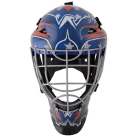Braden Holtby Signed Capitals Full-Size Goalie Mask (Fanatics Hologram) at PristineAuction.com