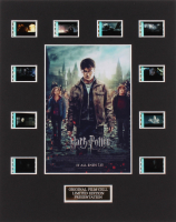 """""""Harry Potter and the Deathly Hallows – Part 2"""" 8x10 Custom Matted Original Film Cell Display"""
