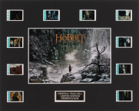 """""""The Hobbit: The Desolation of Smaug"""" 8x10 Custom Matted Original Film Cell Display"""