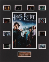 """""""Harry Potter and the Goblet of Fire"""" LE 8x10 Custom Matted Original Film / Movie Cell Display"""
