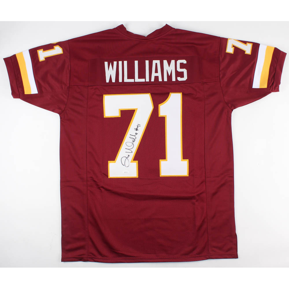 Trent Williams Signed Washington Redskins Jersey (JSA COA ...