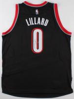 Damian Lillard Signed Trail Blazers Adidas Jersey (JSA COA)
