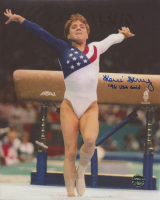"Kerri Strug Signed Team USA 8x10 Photo Inscribed ""'96 USA Gold"" (Legends COA)"