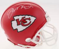 Joe Montana Signed Chiefs Mini Helmet (JSA COA) at PristineAuction.com