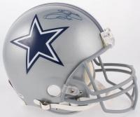 Emmitt Smith Signed Cowboys Full-Size Authentic On-Field Helmet (PSA COA)