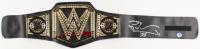 """Shawn Michaels Signed WWE Belt Inscribed """"HBK"""" (Pro Player Hologram)"""