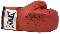 "Riddick Bowe Signed Everlast Boxing Glove Inscribed ""Big Daddy"" (JSA COA)"