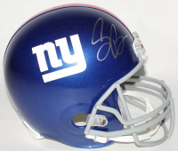 Saquon Barkley Signed Giants Full-Size Helmet (Beckett COA)