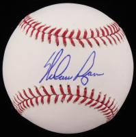 Nolan Ryan Signed OML Baseball (JSA COA & Ryan Hologram)
