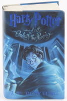"Daniel Radcliffe Signed ""Harry Potter and the Order of the Phoenix"" Hard Cover Book (PSA COA)"