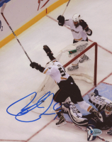 Bobby Ryan Signed Ducks 8x10 Photo (Beckett COA)