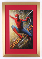 """Spider-Man: Homecoming"" 16x23 Custom Framed Movie Poster Display"