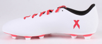 Luis Suarez Signed Adidas Performance X 17.4 FxG Cleat (Beckett COA) at PristineAuction.com