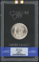 1882-CC $1 Morgan Silver Dollar (NGC MS 64)