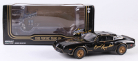 """Burt Reynolds Signed """"Smokey and the Bandit II"""" Limited Edition 1980 Pontiac Trans AM 1:24 Die-Cast Car (Beckett COA) at PristineAuction.com"""