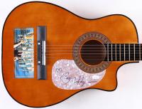 """Roger Hodgson Signed 38"""" Acoustic Guitar (JSA COA)"""