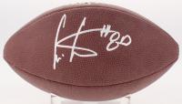 Cris Carter Signed NFL Football (JSA COA)