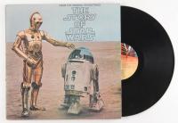 "Vintage 1977 ""The Story Star Wars"" Vinyl Soundtrack Record Album"