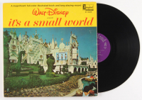 "Vintage 1964 Walt Disney ""It's a Small World"" Vinyl Record Album"