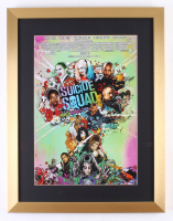 """""""Suicide Squad"""" 17x22 Custom Framed Movie Poster Display"""