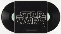 "Vintage 1977 ""Star Wars"" Vinyl Soundtrack Record Album"