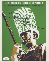 "Dave Matthews Signed ""Dave Matthews Band"" 8x10 Photo (JSA COA)"